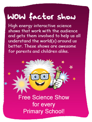 Free Science Shows For Schools