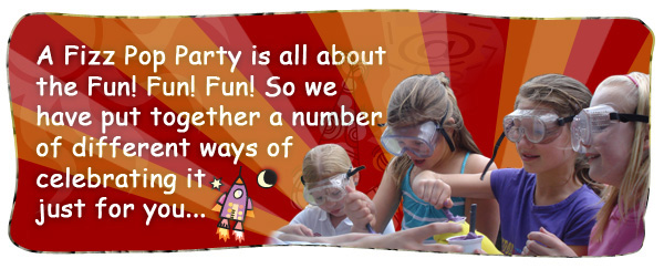 Science Birthday Parties For Kids in Dudley