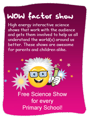 Wow Factor Science Parties