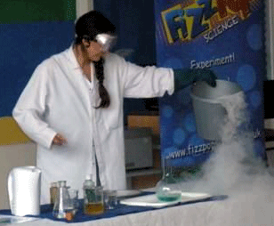 Kids Party Franchise Science