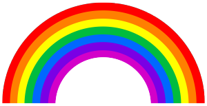 make your own rainbow